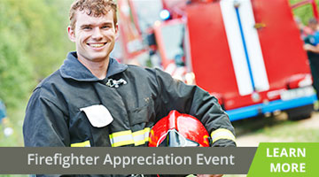 Firefighter Appreciation Evernt, Click Here