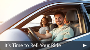 Time to Refi Your Ride and Save