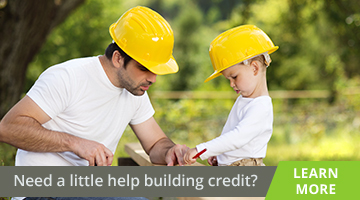 Need a little help building credit?