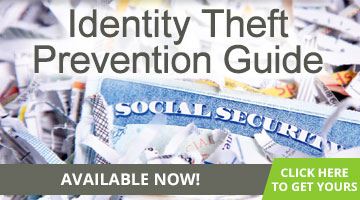 Identity Theft Prevention Guide