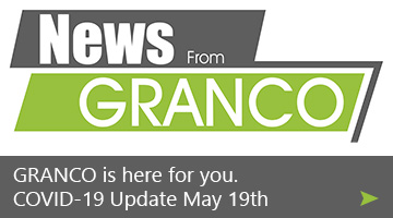 GRANCO is Here For You Update